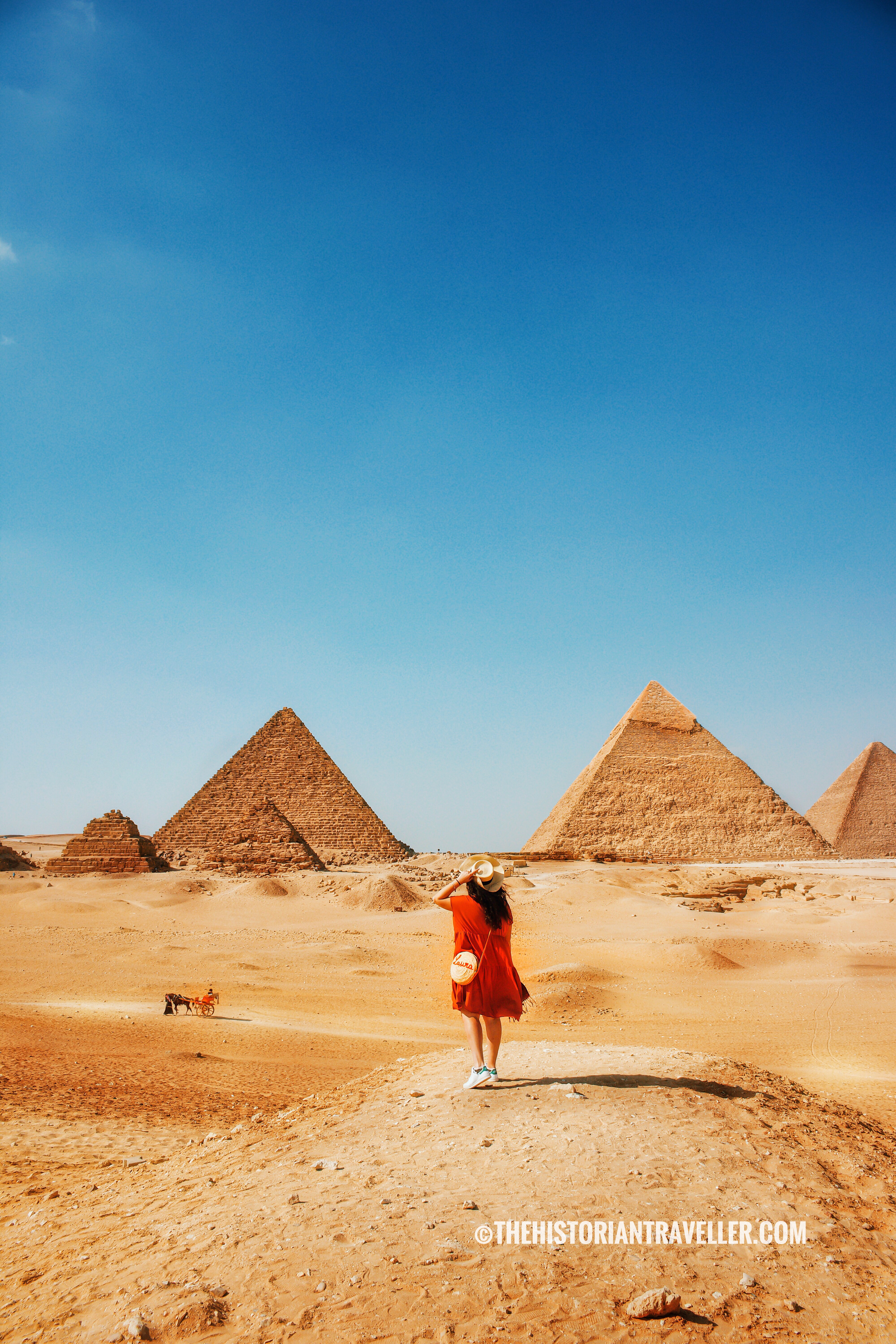 Tips for planning a trip to Egypt